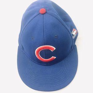 Chicago Cubs Men's Baseball Hat Blue MLB ECO S/M